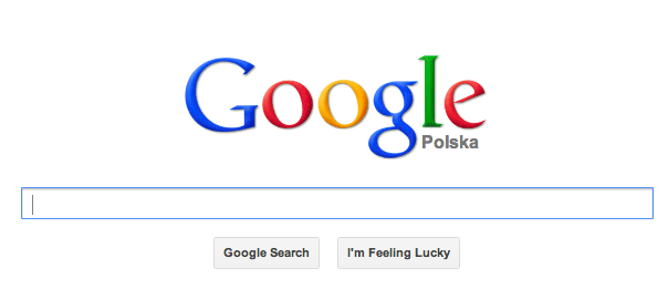 otwieramy Google