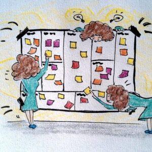 Relacja zwarsztatu «Zbuduj swój biznes kreatywnie iwizualnie (…)» 2013.04.06