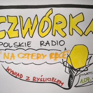 Wywiad wRadiu Czwórka