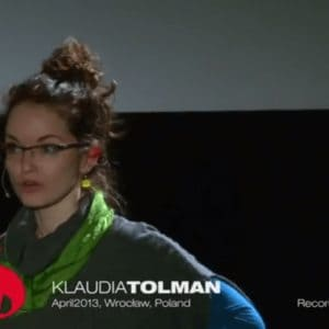 Klaudia Tolman na TEDxWROCLAW – zobacz nagranie!