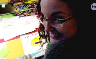 TVN-Rysliciel (Klaudia Tolman) myślenie wizualne ryślenie ryśliciel