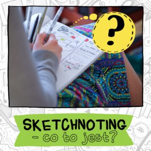 Sketchnoting – co tojest?
