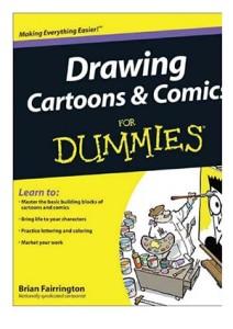 drawing-cartoons-and-comics-for-dummies-Brian-Fairrington