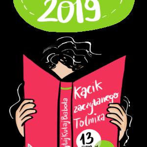 Pochłonięte książki, czyli  #KącikZaczytanegoTolmixa w2019