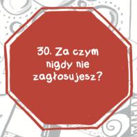 karta 30 - Pytajniaki co mają już dość